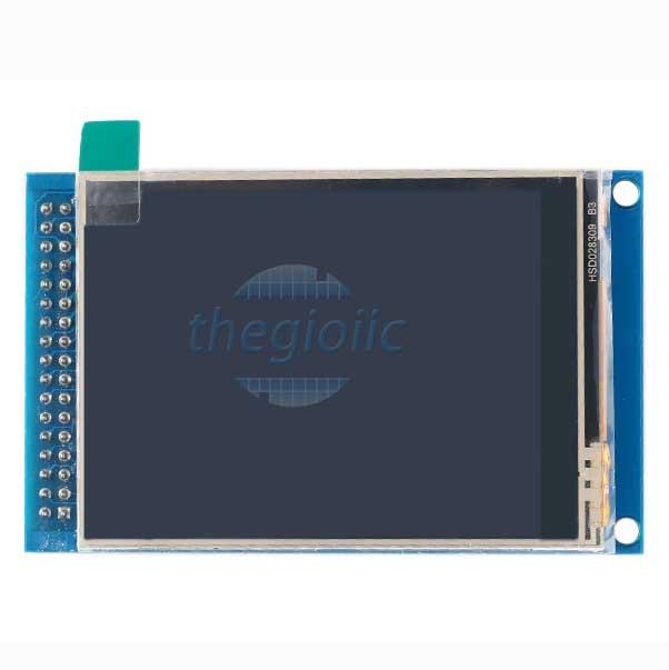 LCD 2.8Inch ILI9341 Cảm Ứng Điện Trở