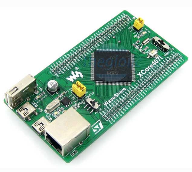 Board STM32F4 XCore407I