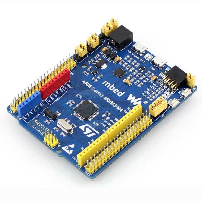 Board XNUCLEO STM32 F302R8