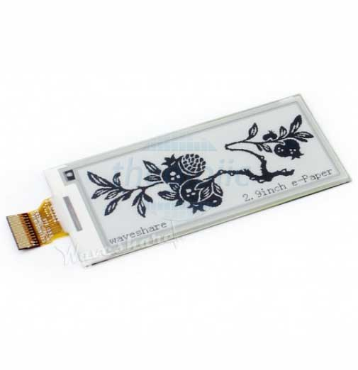 LCD 2.9inch E-Ink Đen Trắng