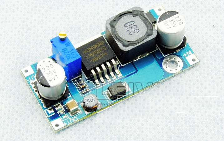 LM2587 DC-DC Step Up Converter