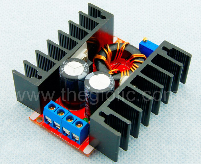 DC-DC Step-up Module 150W