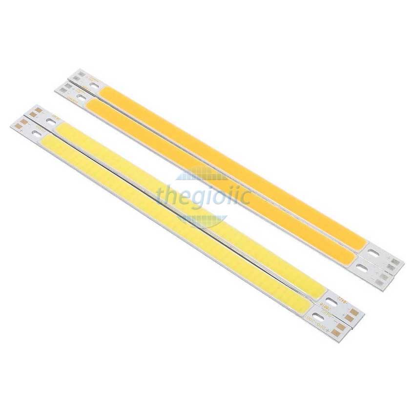 LED Trắng Lạnh 10W COB 150x10mm