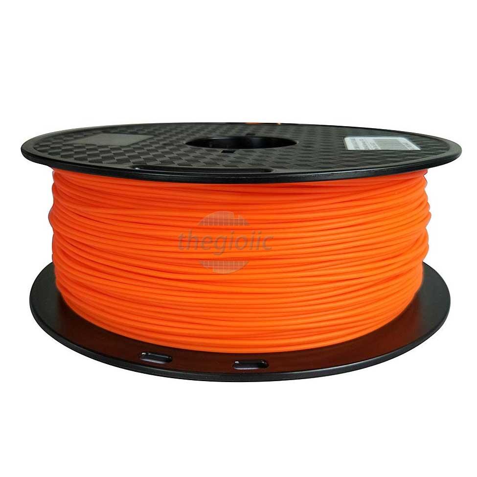 Cuộn Nhựa In 3D PLA 1.75 1KG Cam