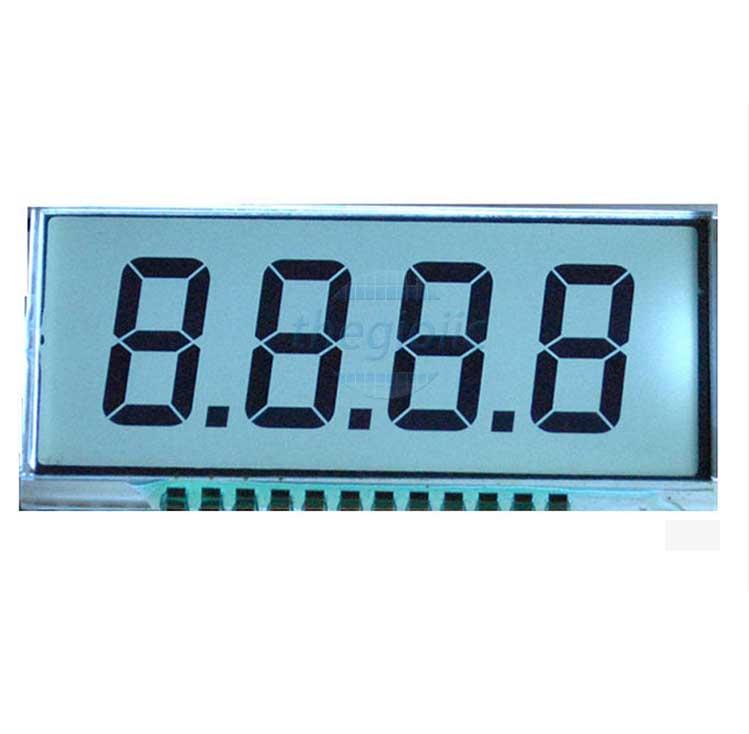 Màn Hình LCD Hiển Thị LED 7 Đoạn