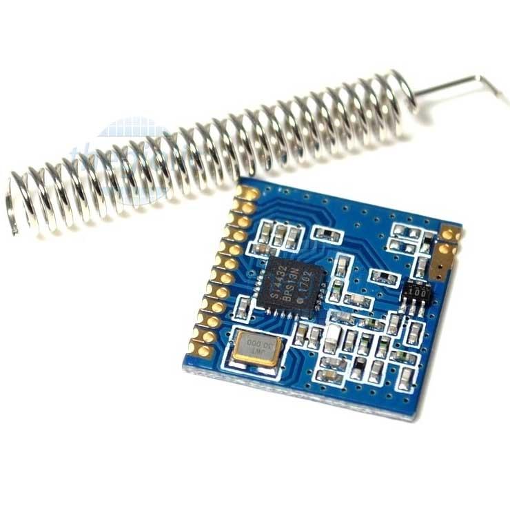 SI4432 Mạch thu phát RF 433MHz 1000m