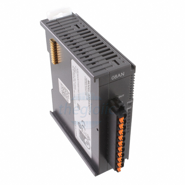 AS08AN01R-A Module Mở Rộng Ngõ Ra PLC AS300