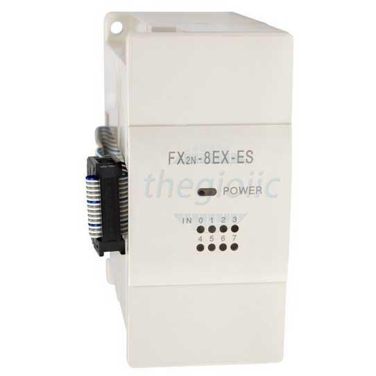 FX2N-8EX-ES Module Mở Rộng 8 Ngõ Vào PLC Mitsubishi