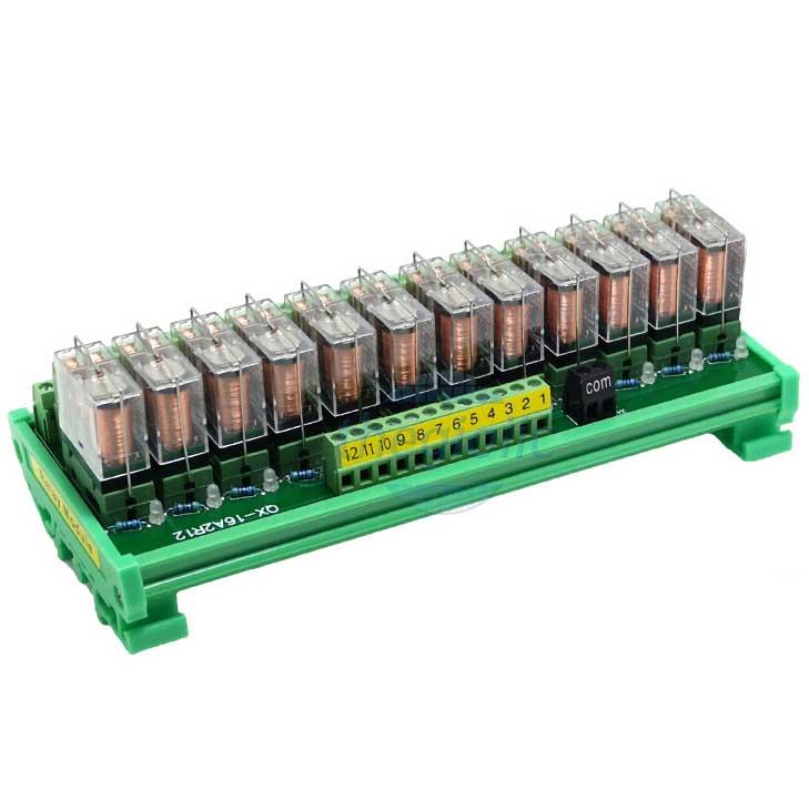 Module Relay G2R-2-E 12 Kênh 24VDC