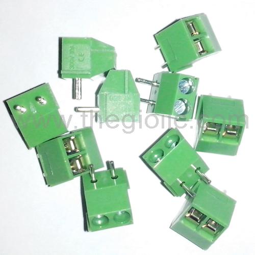 2P-KF350R Domino 2Pin 3.5