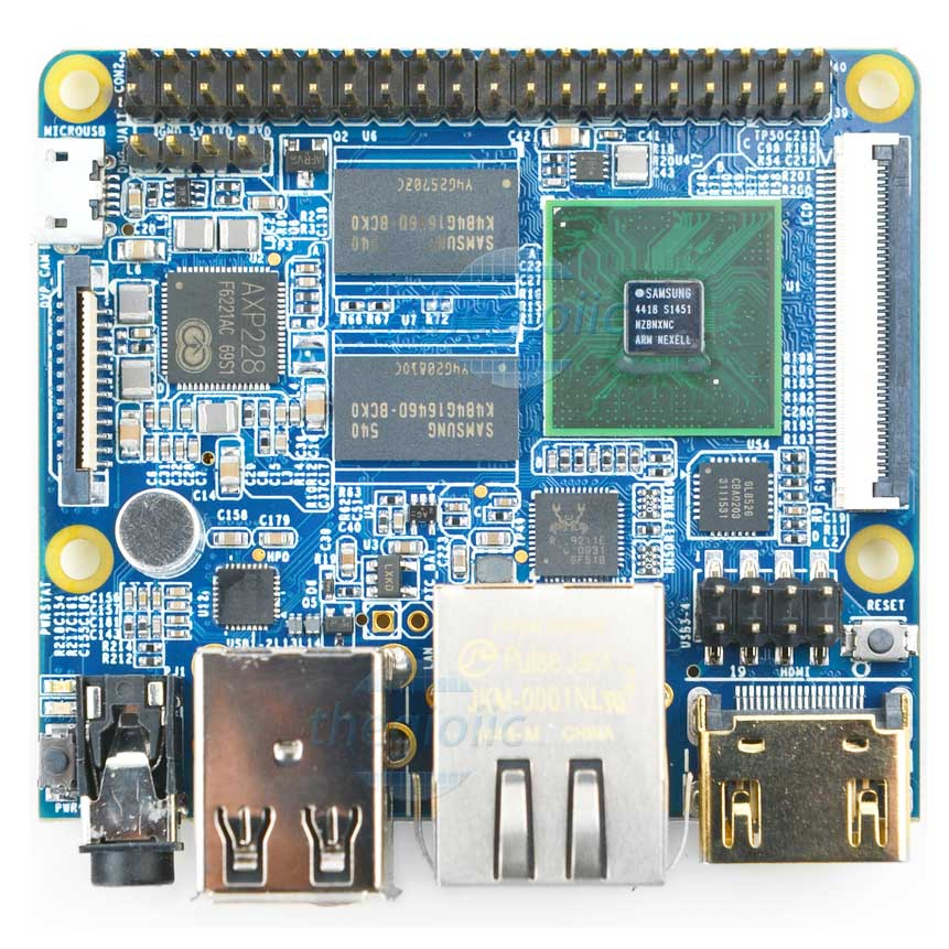 Nano Pi M2 Kit Phát Triển 1GB