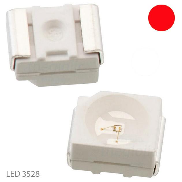 LED Đỏ 3528