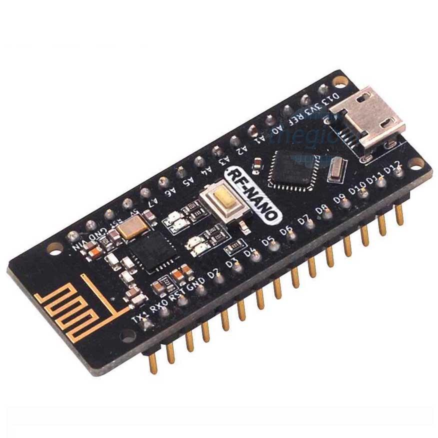 RF-Nano Arduino ATMEGA328 nRF24L01