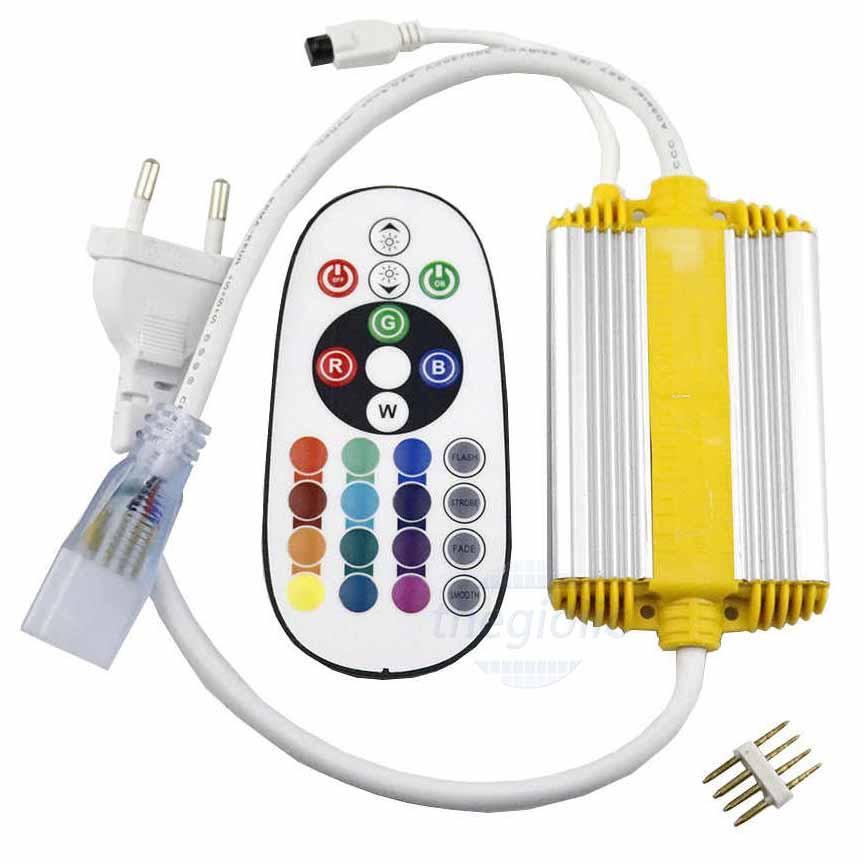 RGB-5050 Điều Khiển LED Dây
