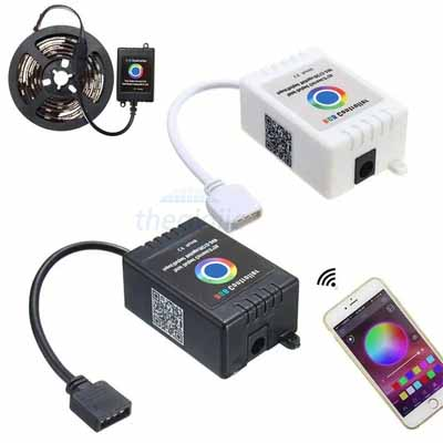 Module Bluetooth Điều Khiển 5050 RGB LED Bằng App Điện Thoại