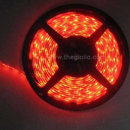 LED Dây 5050 Đỏ Loại Dán Dài 5M