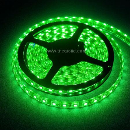 LED Dây 5050 Green Loại Dán Dài 5M