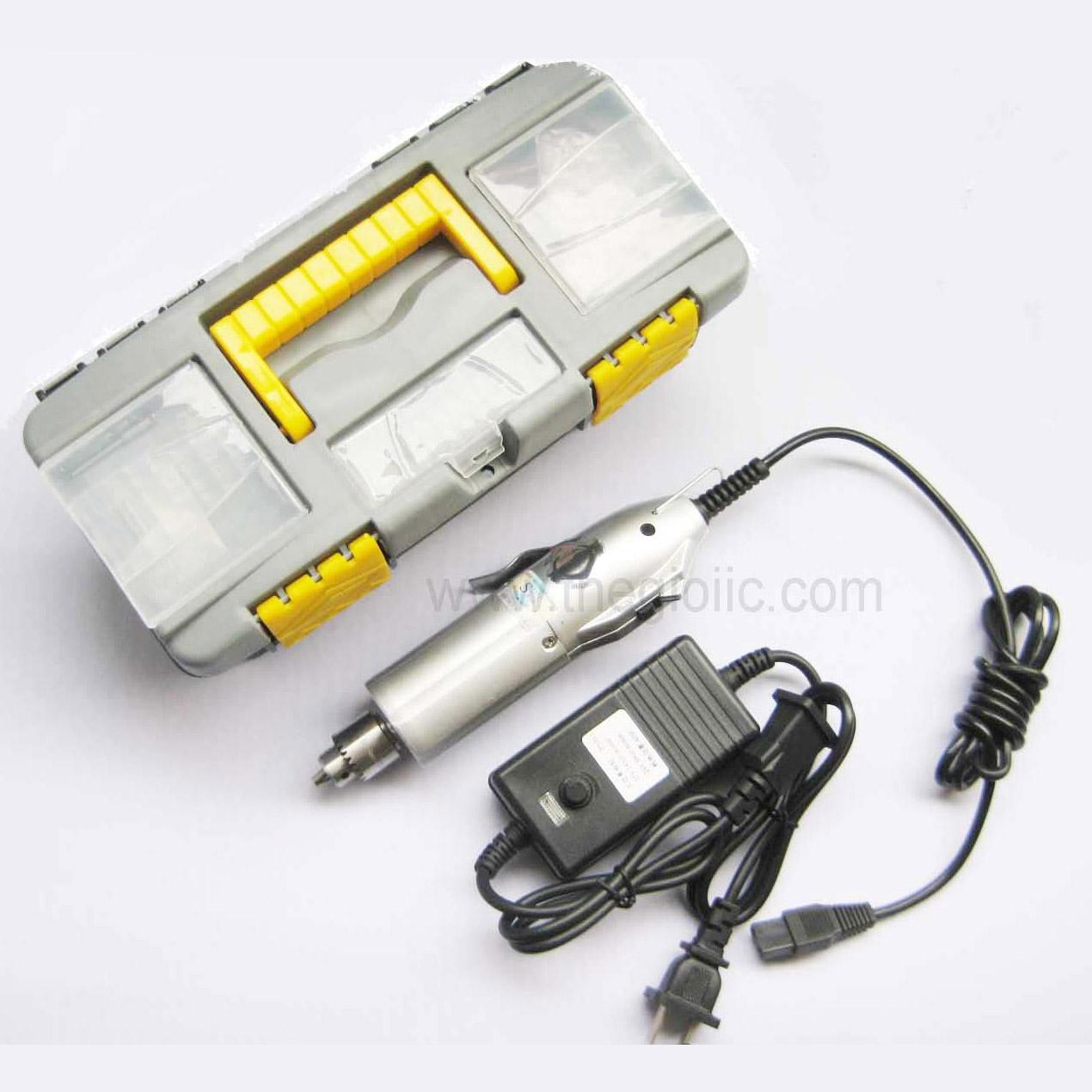 DRILL-10A Bộ Máy Khoan Cắt Đa Năng