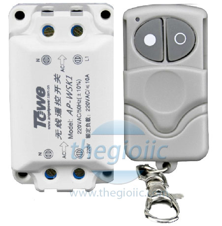 Remote Control Switch AP-WSK1