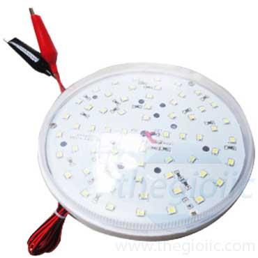 LED Búp 12W 12VDC