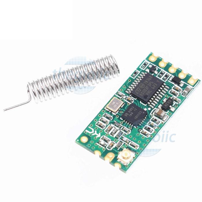 HC-11 CC1101 Mạch Thu Phát RF 433MHz UART 200M