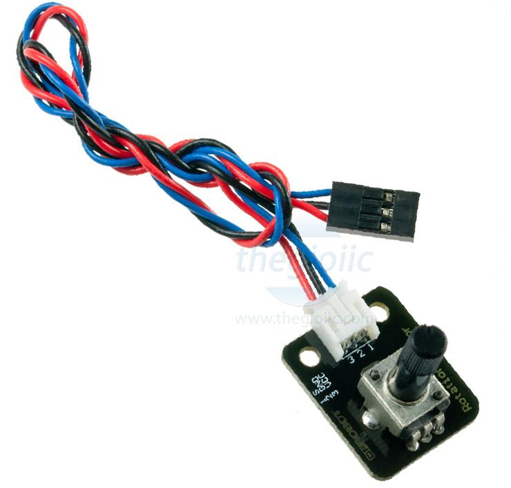 Analog Rotation Sensor