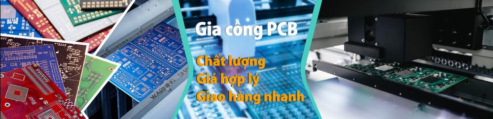 Gia công PCB, Lắp ráp PCBA SMT
