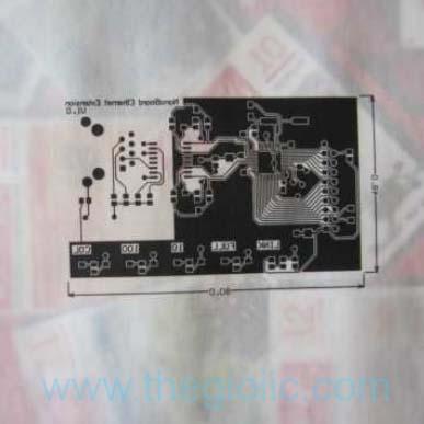 Giấy In Làm Mạch PCB TPA4