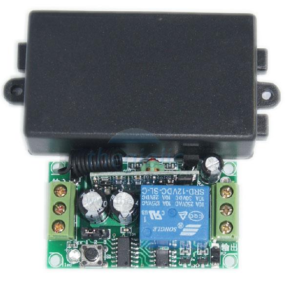 Mạch Thu RF 315Mhz 1 Kênh 12V 10A