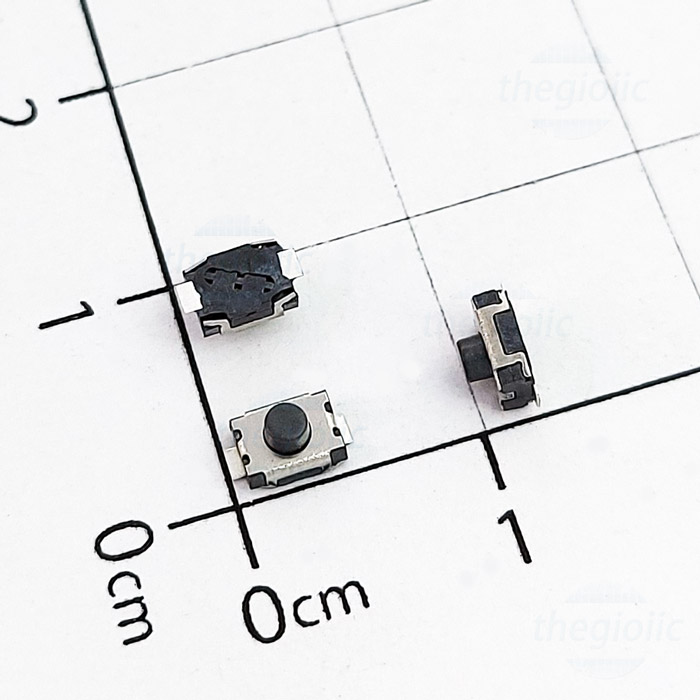 SMD Tact Switch 3x4x2mm