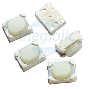 SMD Tact Switch 3x4x2.5mm