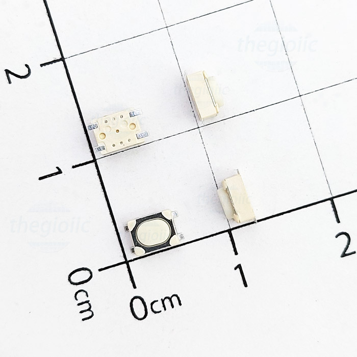 SMD 4-Pin Tact Switch 3x4x2.5mm