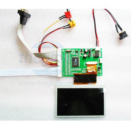 Mạch Điều Khiển LCD TFT 40Pin V1