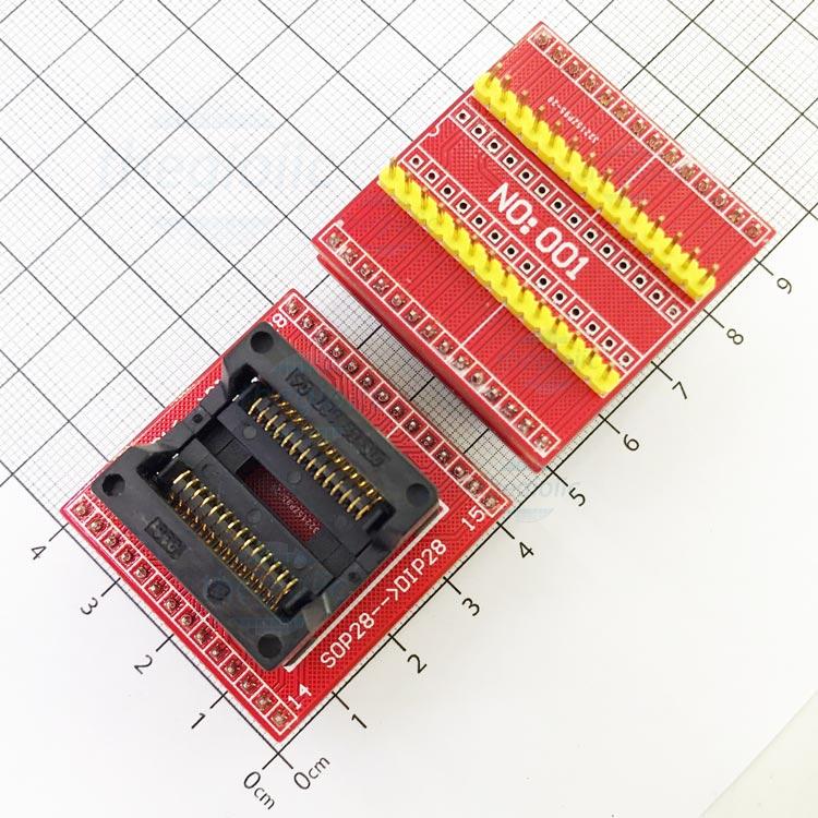 SOP28-DIP28 Converter