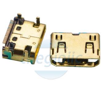 Cổng HDMI Cái TypeC 19Pin SMD