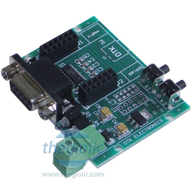 DRF1605 CC2530 ZigBee Giao Tiếp RS232