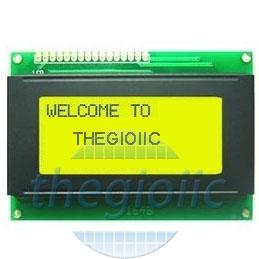 LCD 1604 Nền Xanh Lá Chữ Đen