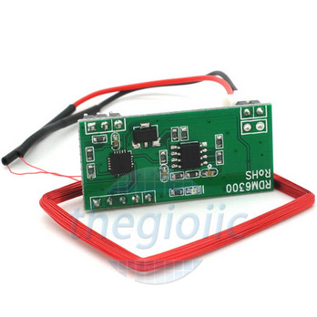 Arduino RFID RDM6300