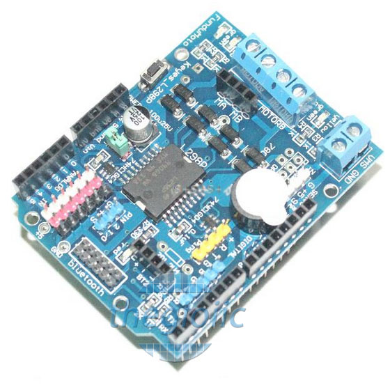 Arduino Motor Shield L298