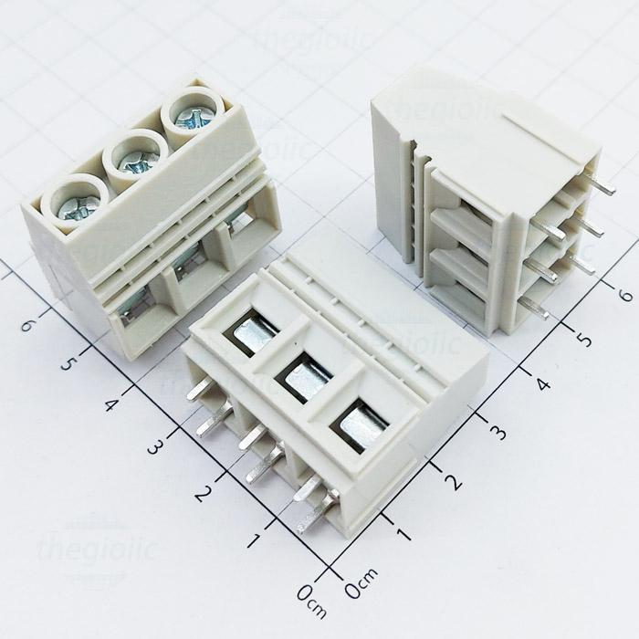 3P-1016 Domino 3Pin 10.16