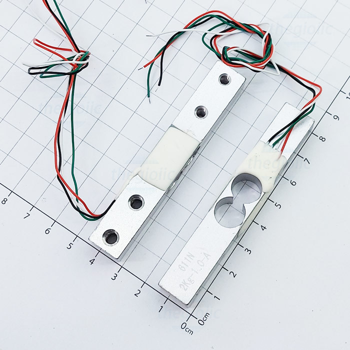 2KG Load Cell Sensor ADC 24bit HX711