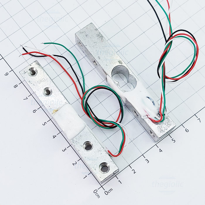 5KG Load Cell Sensor 24bit HX711