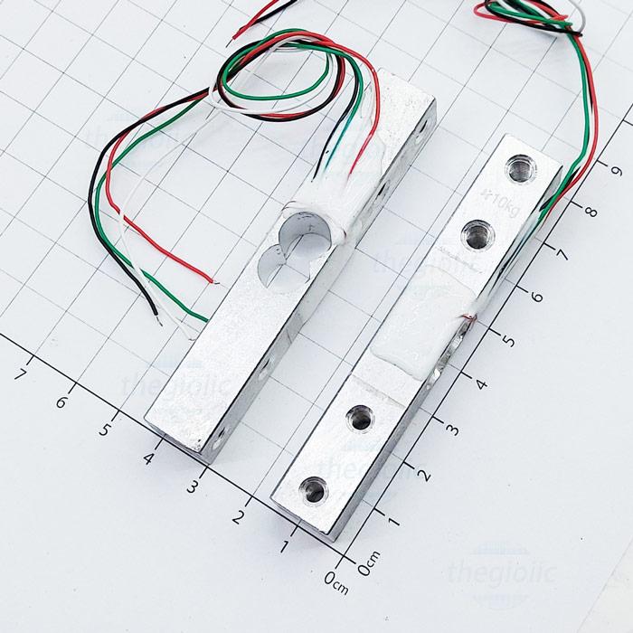 10KG Load Cell Sensor 24bit HX711