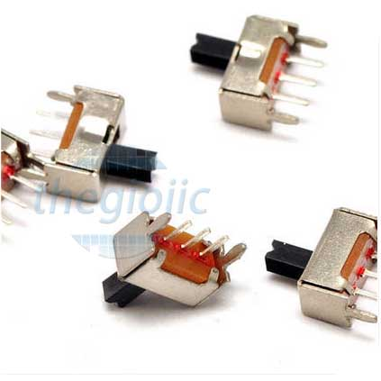 Micro Toggle Switch SS12F44G5