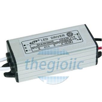 Bộ Nguồn LED 7-12x3W Chống Nước