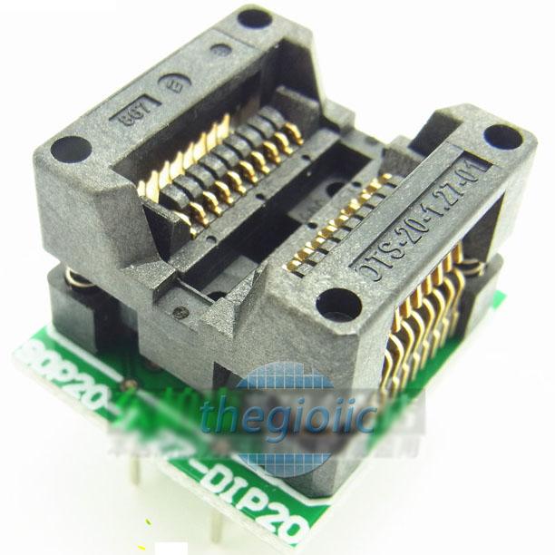 SOP20-DIP20 Converter