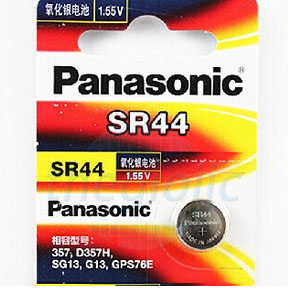 Pin Panasonic SR44