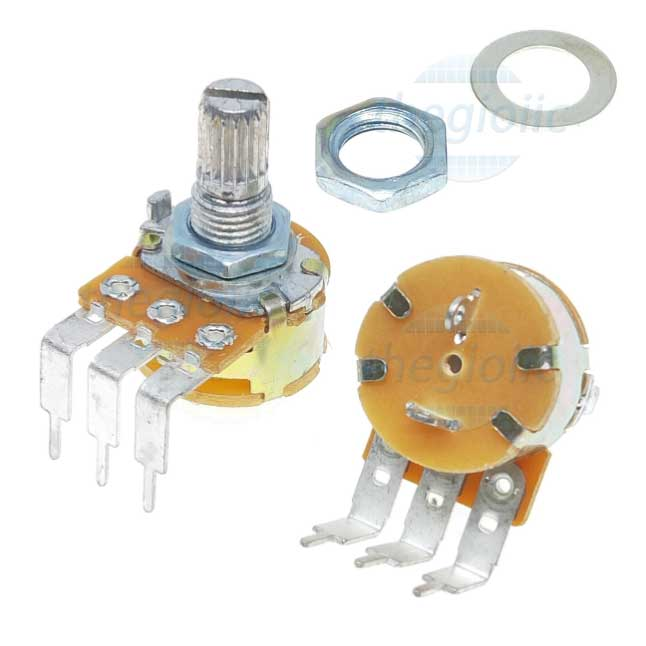 SP100K Switch Potentiometer