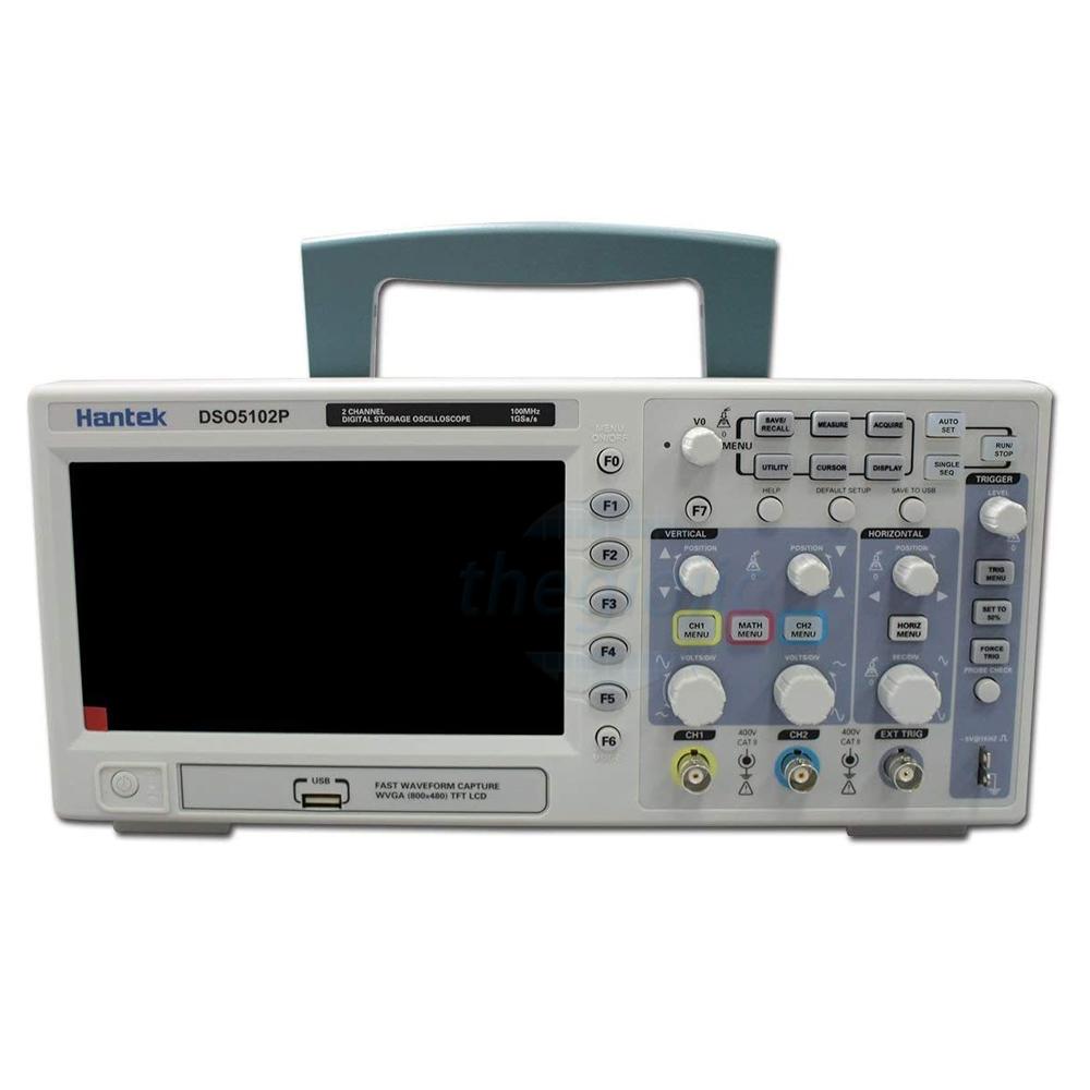 Máy Hiện Sóng 100Mhz DSO5102P