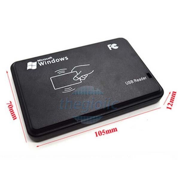 Hộp nhựa RFID 105X70X12